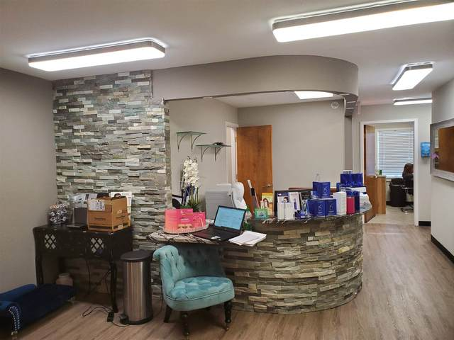 531 Harkle Road Suite B, Santa Fe, NM 87505 (MLS #202001191) :: The Very Best of Santa Fe