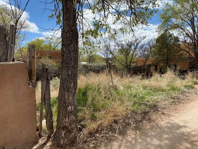 340 Rosario Hill, Santa Fe, NM 87501 (MLS #202001321) :: The Very Best of Santa Fe