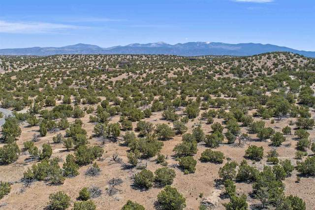 31 Vuelta Muerdago Lot 65 La Tierr, Santa Fe, NM 87506 (MLS #202001528) :: Berkshire Hathaway HomeServices Santa Fe Real Estate