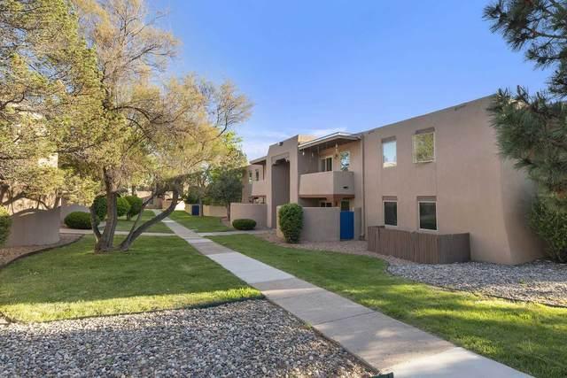 601 W San Mateo Unit 26, Santa Fe, NM 87505 (MLS #202001549) :: The Desmond Hamilton Group