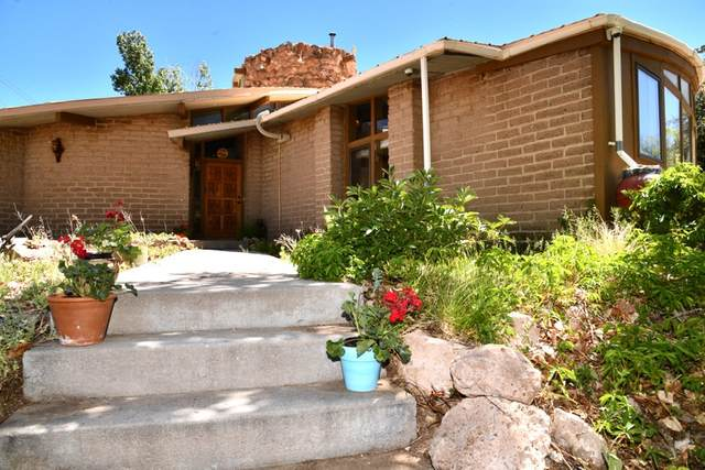 34 State Road 503, Nambe, NM 87506 (MLS #202001785) :: The Desmond Hamilton Group