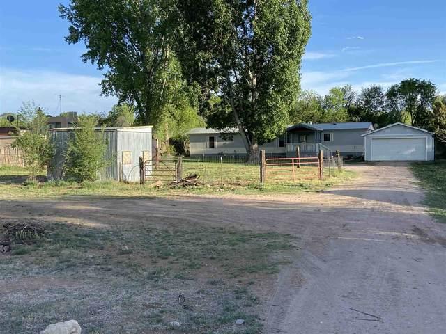 48 County Rd 84A, Santa Fe, NM 87506 (MLS #202001786) :: The Desmond Hamilton Group