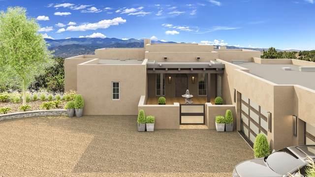 3293 Monte Sereno Drive- Lot 51, Santa Fe, NM 87506 (MLS #202001816) :: The Desmond Hamilton Group