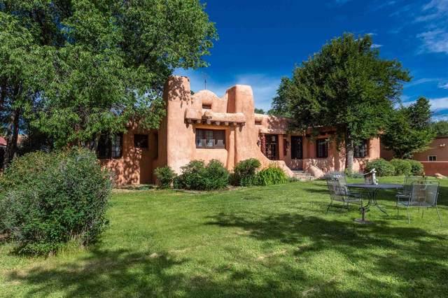 334 Garcia Street, Santa Fe, NM 87501 (MLS #202001926) :: The Very Best of Santa Fe