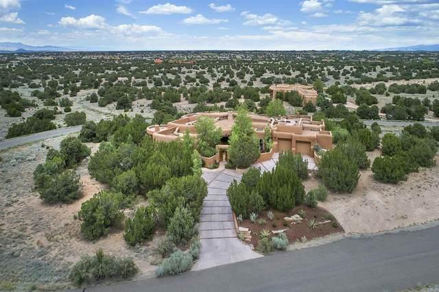 166 Calle Ventoso West, Santa Fe, NM 87506 (MLS #202002193) :: The Very Best of Santa Fe