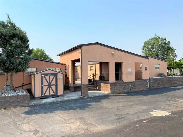 132 State Road 4 A And B, Los Alamos, NM 87547 (MLS #202002213) :: The Very Best of Santa Fe