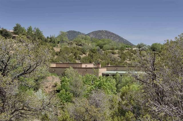 812 La Vereda Este, Lot 88, Santa Fe, NM 87501 (MLS #202002253) :: Summit Group Real Estate Professionals