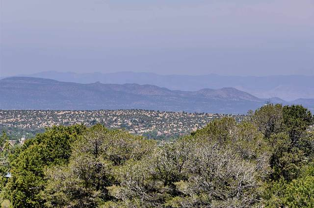 836 Vista Catedral, Lot 93, Santa Fe, NM 87501 (MLS #202002257) :: Summit Group Real Estate Professionals