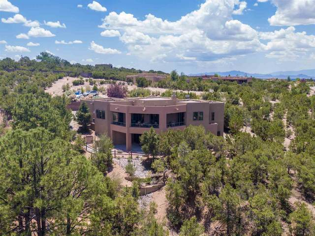 501 Via Canyon, Santa Fe, NM 87506 (MLS #202002261) :: The Desmond Hamilton Group