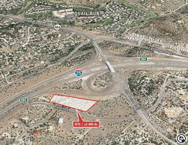 19 Rabbit Road, Santa Fe, NM 87508 (MLS #202002325) :: Berkshire Hathaway HomeServices Santa Fe Real Estate