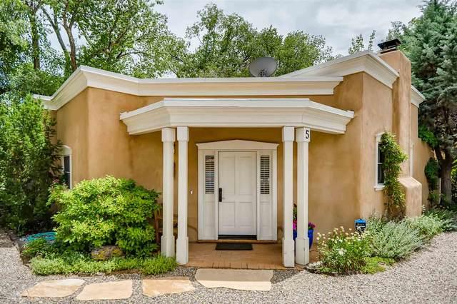 365 1/2 Garcia Street #5, Santa Fe, NM 87501 (MLS #202002362) :: The Desmond Hamilton Group
