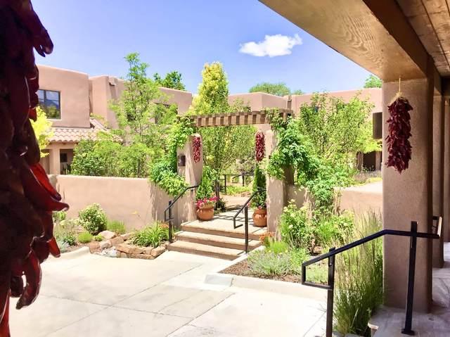 103 Catron Street #11, Santa Fe, NM 87501 (MLS #202002386) :: The Desmond Hamilton Group