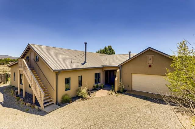 79 Camerada Loop, Santa Fe, NM 87508 (MLS #202002481) :: The Desmond Hamilton Group