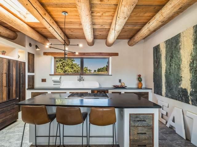 2 Coyote Trail, Santa Fe, NM 87508 (MLS #202002550) :: The Very Best of Santa Fe