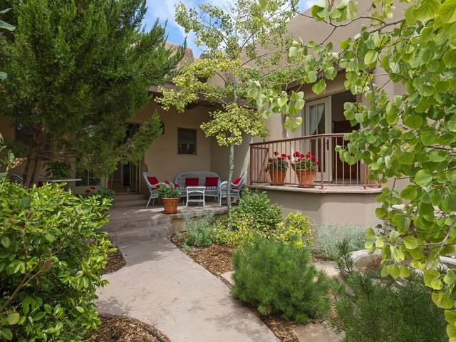 6 Calle Vecinos, Santa Fe, NM 87507 (MLS #202002718) :: The Desmond Hamilton Group