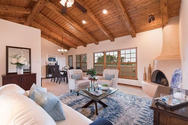 43 Bishop Lamy Road, Lamy, NM 87540 (MLS #202002721) :: Summit Group Real Estate Professionals