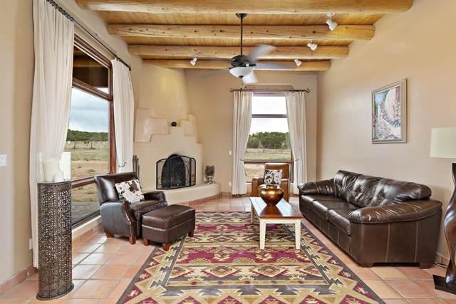 3 Camino Cielo, Santa Fe, NM 87506 (MLS #202002744) :: The Desmond Hamilton Group