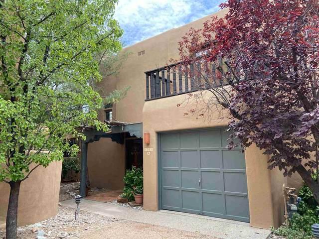 604 Griffin St A, Santa Fe, NM 87501 (MLS #202002824) :: The Desmond Hamilton Group