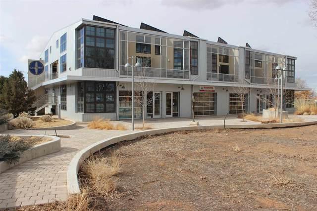 703 Camino De La Familia B, Santa Fe, NM 87501 (MLS #202002902) :: Stephanie Hamilton Real Estate