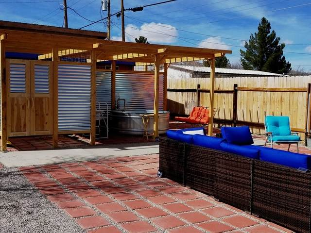 675 S Foch, Truth Or Consequences, NM 87901 (MLS #202002942) :: Berkshire Hathaway HomeServices Santa Fe Real Estate