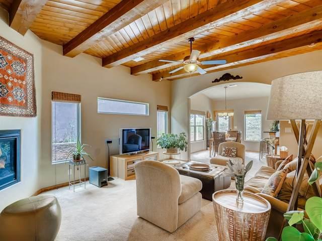 31 Camino Sabanero, Santa Fe, NM 87508 (MLS #202002947) :: The Very Best of Santa Fe