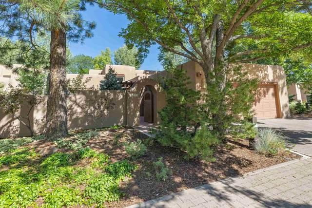 1224 La Rambla, Santa Fe, NM 87505 (MLS #202002957) :: The Desmond Hamilton Group