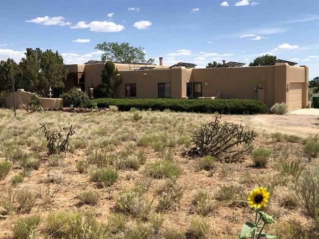 9 Chusco Road, Santa Fe, NM 87508 (MLS #202003099) :: Stephanie Hamilton Real Estate