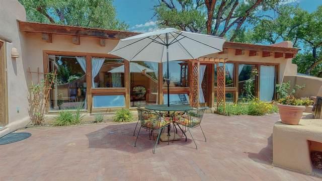 156 County Road 119, La Mesilla, NM 87532 (MLS #202003105) :: Summit Group Real Estate Professionals