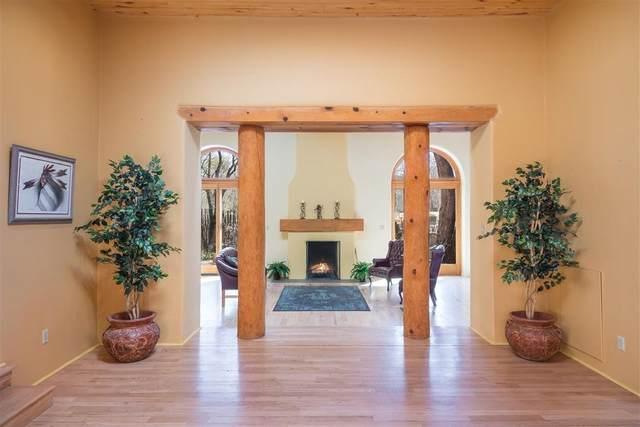 1530 Bishops Lodge Road, Tesuque, NM 87506 (MLS #202003775) :: Stephanie Hamilton Real Estate