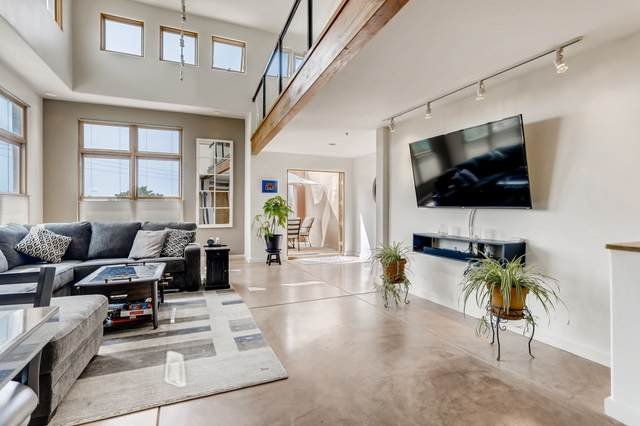 1012 Marquez Pl 307B, Santa Fe, NM 87505 (MLS #202003938) :: Berkshire Hathaway HomeServices Santa Fe Real Estate