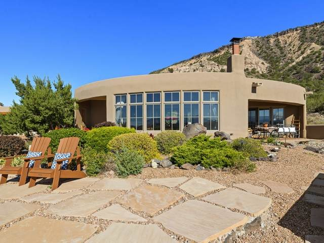 122 Cerrito De Baca, Ojo Caliente, NM 87549 (MLS #202003982) :: Summit Group Real Estate Professionals