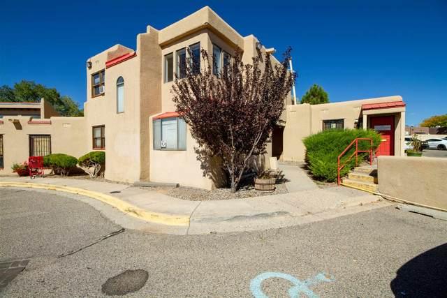 1221 S St Francis Drive B, Santa Fe, NM 87505 (MLS #202004126) :: Stephanie Hamilton Real Estate
