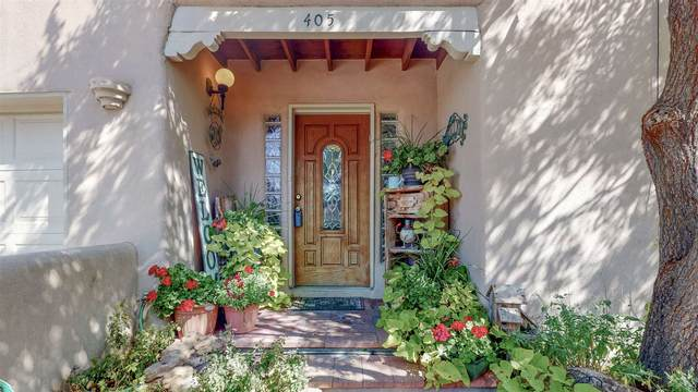 405 Alejandro, Santa Fe, NM 87501 (MLS #202004192) :: Summit Group Real Estate Professionals