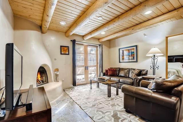 103 Catron #15, Santa Fe, NM 87501 (MLS #202004226) :: Berkshire Hathaway HomeServices Santa Fe Real Estate