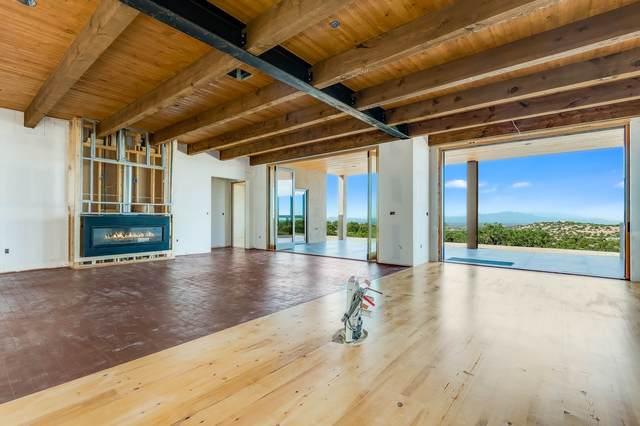 18 Vista Bella, Lamy, NM 87540 (MLS #202004228) :: Berkshire Hathaway HomeServices Santa Fe Real Estate