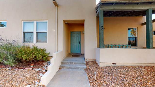3 Butterfly Bush, Santa Fe, NM 87508 (MLS #202004232) :: Summit Group Real Estate Professionals