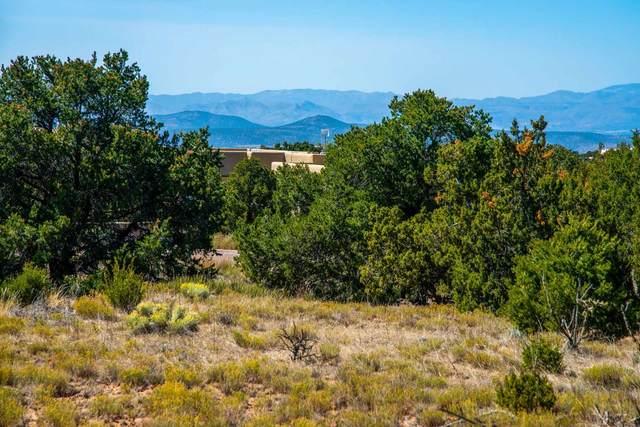 10 Via Diamante, Santa Fe, NM 87506 (MLS #202004265) :: The Very Best of Santa Fe