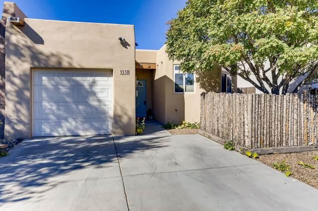 1538 Kachina Ridge Rd., Santa Fe, NM 87507 (MLS #202004269) :: Summit Group Real Estate Professionals