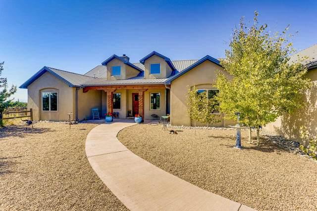 27 Penny Lane, Santa Fe, NM 87507 (MLS #202004329) :: Neil Lyon Group   Sotheby's International Realty