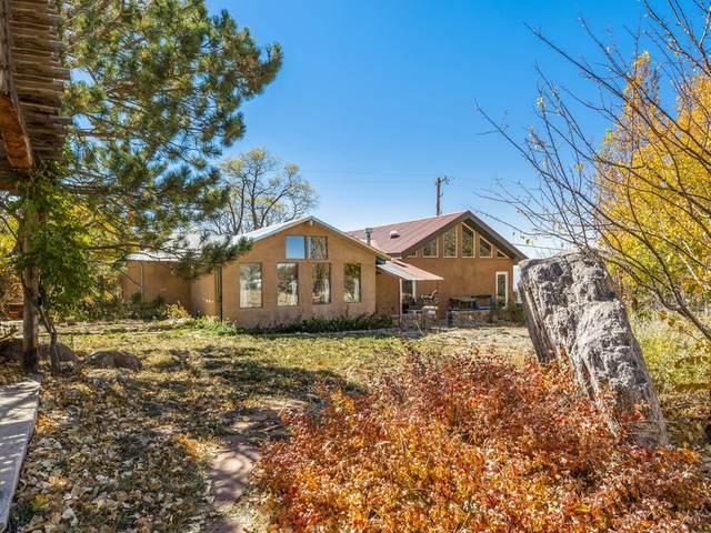 82 & 84 County Road 75, Truchas, NM 87578 (MLS #202004361) :: The Very Best of Santa Fe