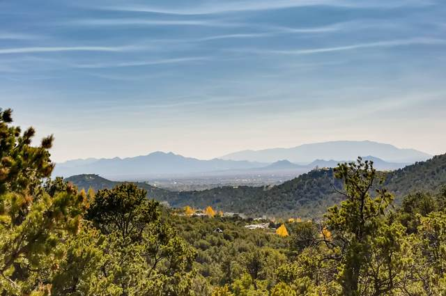 1104 S Summit Ridge Lot 34A, Santa Fe, NM 87501 (MLS #202004398) :: The Very Best of Santa Fe