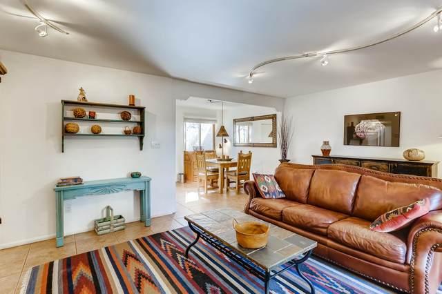 663 Bishops Lodge #44 #44, Santa Fe, NM 87501 (MLS #202004408) :: Summit Group Real Estate Professionals