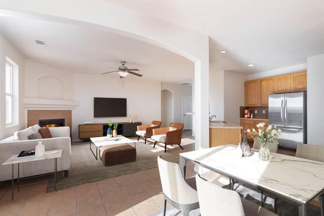 4209 Vegas De Suenos, Santa Fe, NM 87507 (MLS #202004424) :: Summit Group Real Estate Professionals