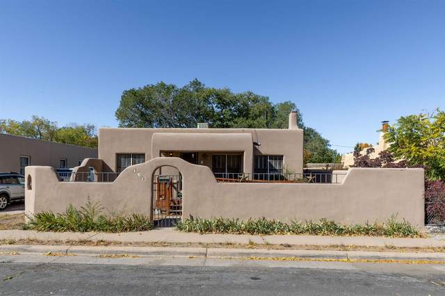 729 Franklin Ave, Santa Fe, NM 87501 (MLS #202004435) :: Summit Group Real Estate Professionals