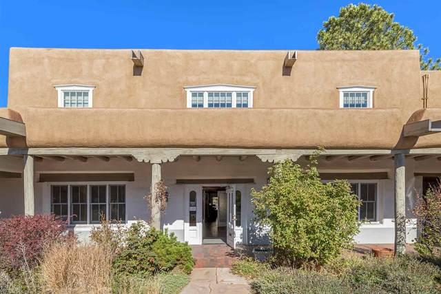 200 West Devargas Unit 8, Santa Fe, NM 87501 (MLS #202004653) :: Berkshire Hathaway HomeServices Santa Fe Real Estate