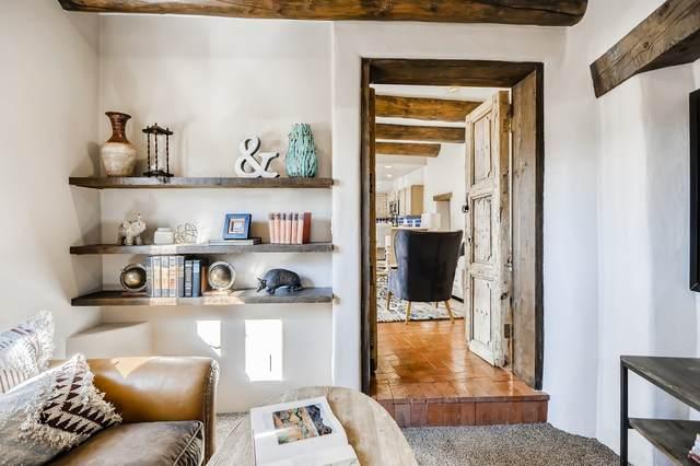 425 W San Francisco, Santa Fe, NM 87501 (MLS #202004663) :: Berkshire Hathaway HomeServices Santa Fe Real Estate
