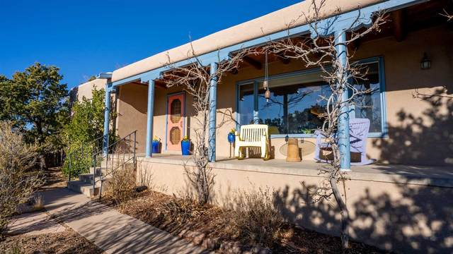 47 Paseo Vista, Santa Fe, NM 87508 (MLS #202004911) :: The Very Best of Santa Fe