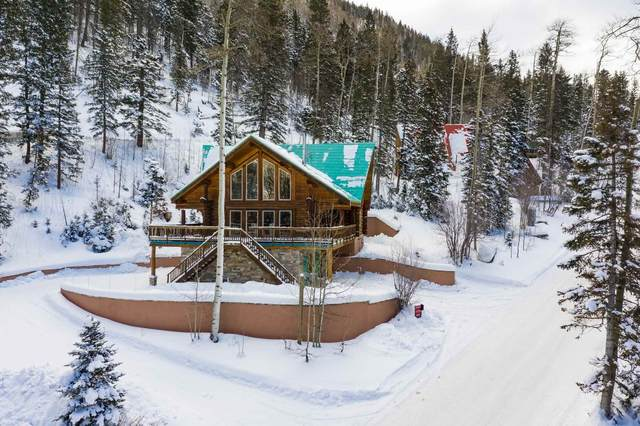 1 Cliff Hanger Loop, Taos Ski Valley, NM 87525 (MLS #202005102) :: The Very Best of Santa Fe
