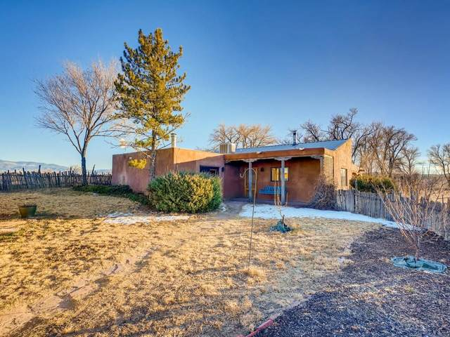 194 & 190 County Road 84C, Santa Fe, NM 87506 (MLS #202005131) :: Stephanie Hamilton Real Estate