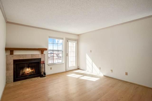 2501 W Zia 5-201, Santa Fe, NM 87505 (MLS #202100007) :: Stephanie Hamilton Real Estate